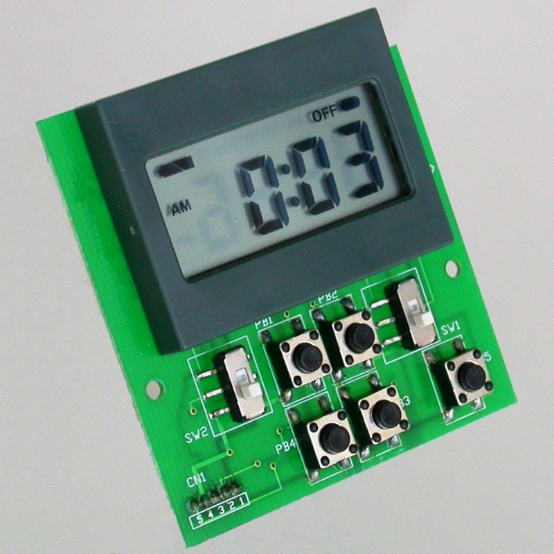 Daily ON/OFF Time Switch Module