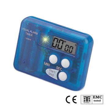 Dual Alert - Audiable & Visual Timer - 99M59S