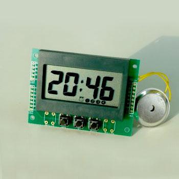 4 daily perpetual remindings digital LCD time module