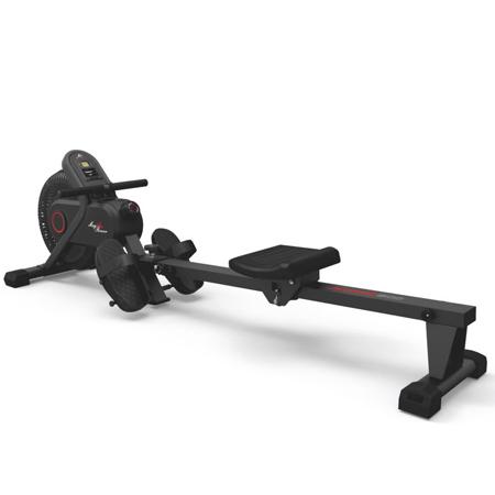 MagAir Rower, dual-resistance