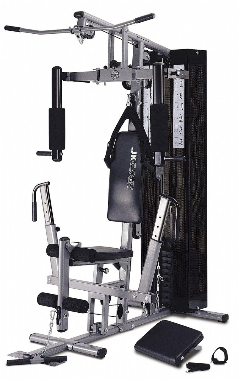 210 lbs Home Gym