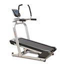 FitLux 655 Incline Treadmill with Desk For Commercial Use