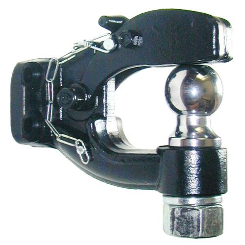 Combination Ball & Pintle Hook