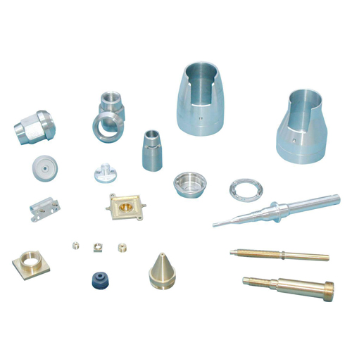 Brass & Aluminum Alloy Parts