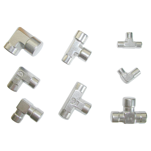 Stainless Steel Connecter