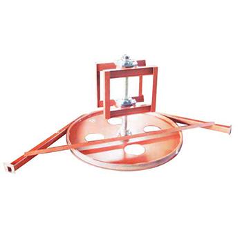 Horizontal Traction Wheel Turn