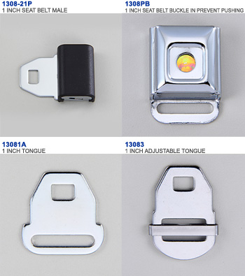 SEATBELT BUCKLE-PUSH TYPE-1308