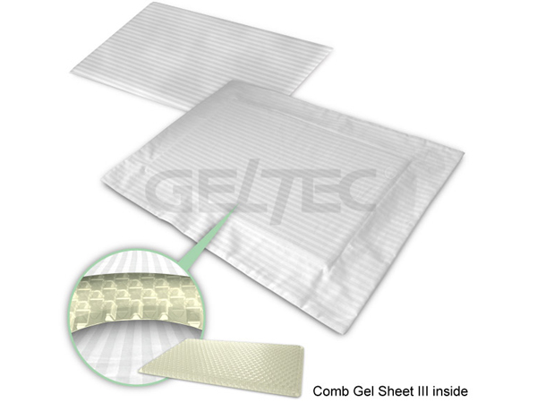 GSP Topper Comb Gel III Pillow Topper