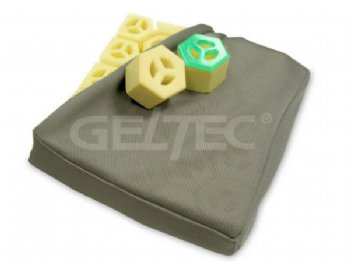 Hexagonal Cells Seat Cushion (ID)