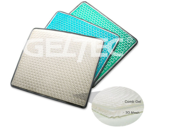 GSC-005II Topper Comb Gel 005II Seat Cushion Topper
