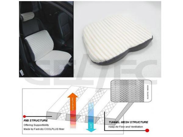 Elastic Mesh Seat Cushion