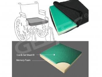 GSC-004 Comb Gel III Seat Cushion