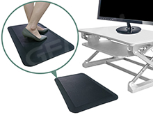 Standing Desk Mat / Height Adjustable Desk Mat