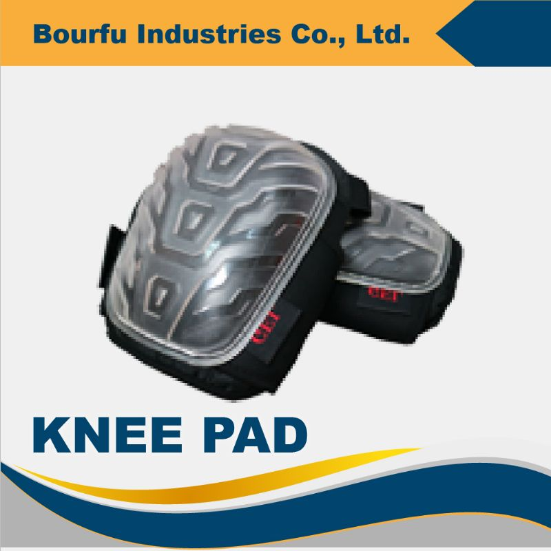 Heavy Duty Knee Pads With Rubber Cap