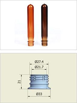 PCO-1810 PET Preform