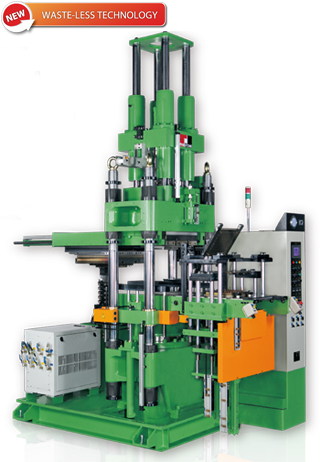 Vertical Type Rubber Injection Transfer Molding Machine