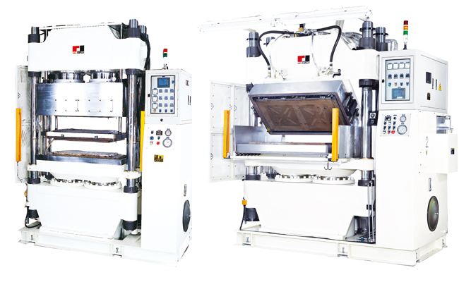 , Pharmaceutical Butyl Rubber Stoppers Molding Machine