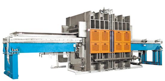, Large-Sized Vulcanizing Machine