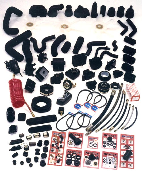Auto/Truck Spare Parts (3) - Motorcycles, Outboards